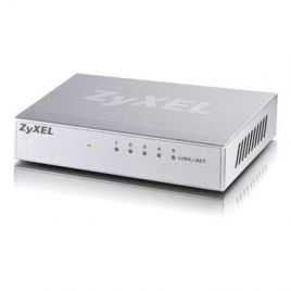 ZYXEL 5 PORT DESKTOP GIGABIT SWITCH