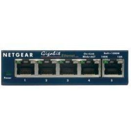 NETGEAR 5 PORT GIGABIT SWITCH