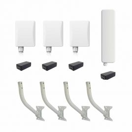 LigoWave DLB 5-15ac 5Ghz PTP Kit 2