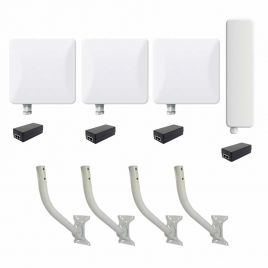 LigoWave DLB 5-20n 5Ghz PTP Kit