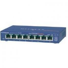 NETGEAR FS108 PROSAFE 8 PORT 10/100 DESKTOP SWITCH