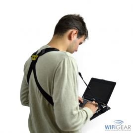 Connect-A-Desk Mobile Laptop, Tablet & Clipboard Desk