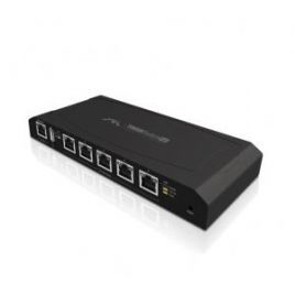 UBIQUITI TOUGH SWITCH 5 PORT GIGABIT 24V POE