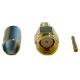 RSMA MALE CONNECTOR LMR200