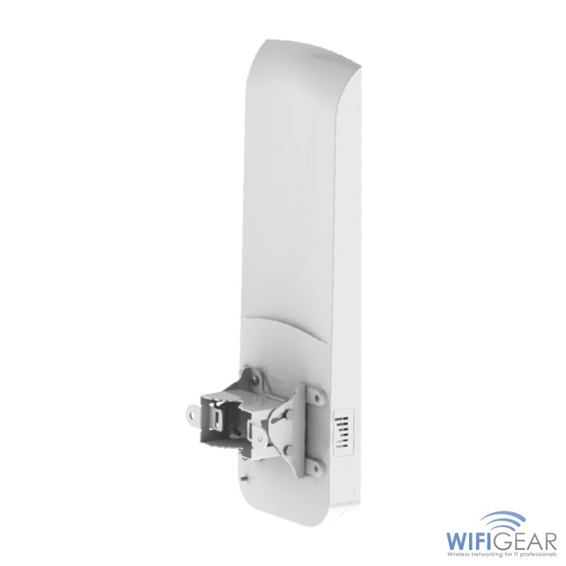 LigoWave DLB 5GHz 90° (5-90) Sector Outdoor Wireless Device rear angled