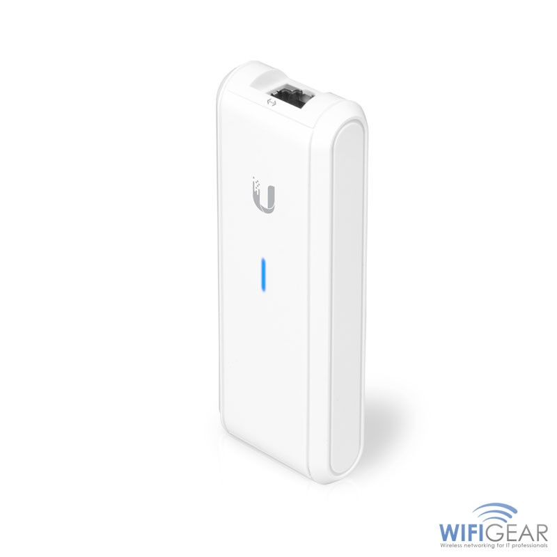 Ubiquiti Unifi Cloud Key Controller front stood up