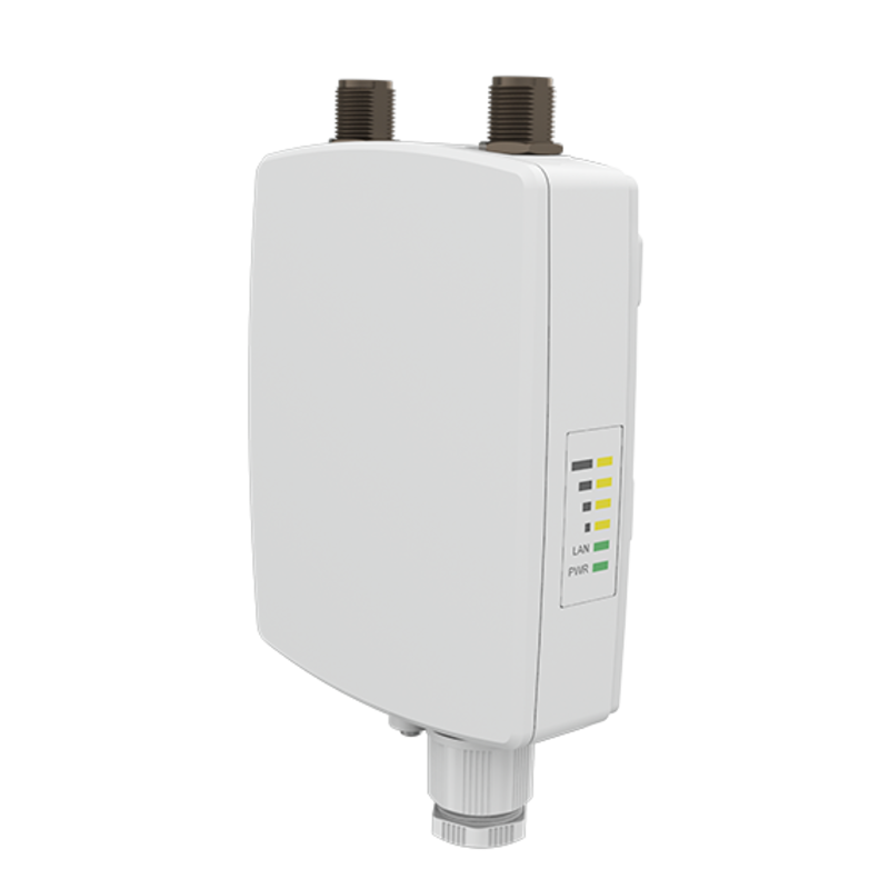 LigoWave DLB 2 (2GHz) Outdoor Device front angled