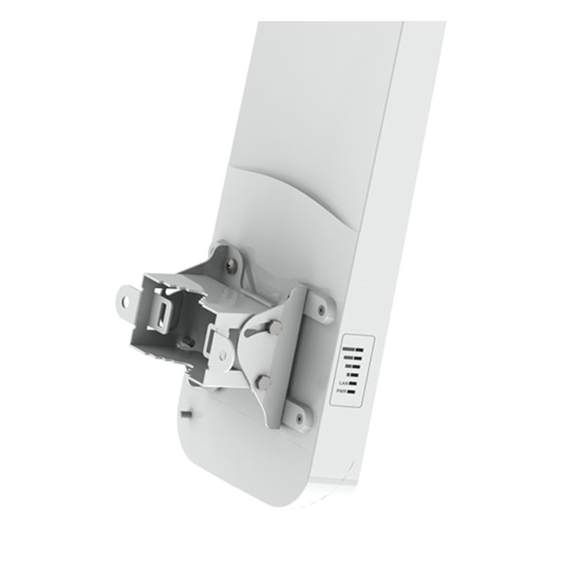 LigoWave DLB 5GHz 90° (5-90) Sector Outdoor Wireless Device rear tilted