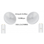 UBIQUITI ROCKETM5 5GHZ 2X2 MIMO PTP KIT